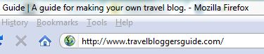 Travel Bloggers Guide favicon